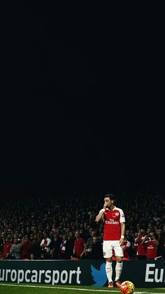 Mesut Özil. Lock screen