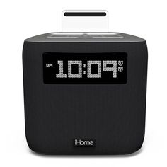 Product Image for iHome® iPL24 Dual Alarm FM Clock Radio with Lightning Connector 1 out of 3