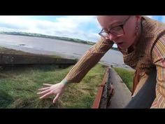 Dancing at Purton Ship's Graveyard, Gloucestershire, UK | footSTEPS - Da...