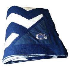 Penn State Nittany Lions Chevron Throw - The Honour Society 66f4aaa3db1f