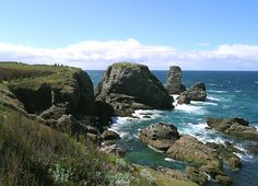 Belle Ile en Mer, France: Where I plan to honeymoon