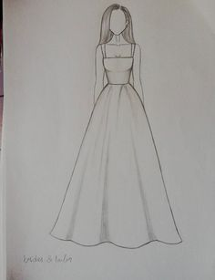 Fashion design sketches 797559415249110676 - Dress Drawing Sketches Beautiful Source by Dress Design Drawing, Dress Design Sketches, Fashion Design Sketchbook, Girl Drawing Sketches, Dress Drawing, Fashion Design Drawings, Cool Art Drawings, Pencil Art Drawings, Drawing Clothes