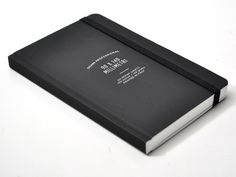 Ogami stone paper notebooks in modern colors and smooth hard cover. With blank or ruled pages. The smooth stone surface makes writing on it a unique experience.