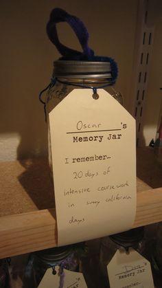 Make a Memory Jar Program