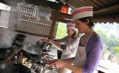 Learn to cook in China