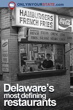11 Irresistible Restaurants That Define Delaware Wilmington Delaware, Delaware State, Delaware Park, Best Places To Eat, Places To Travel, Delaware Restaurants, Mid Atlantic States, Great Buildings And Structures, Modern Buildings