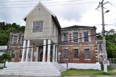 Port Maria Civic Centre (Old Courthouse), Port Maria, St. Mary, JA. Mark Phinn Photography