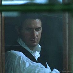 David Galloway's brooding face (a common face) [Richard Armitage] Eyes All About Me, North And South, Elizabeth Gaskell, John Thornton, Past Love, Bbc Drama, Look Back At Me, Mr Darcy, Bbc Tv