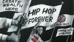 Detroit BikeBlog: Murals Detroit Graffiti & StreetArt