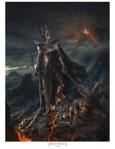 Posters: SAURON