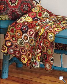 "omg is this crocheted? amazing! this would be one of those ""crochet one hex/week"" projects."