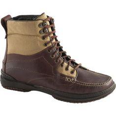 Men's Acorn Bold Boot Burnt Amber/ Leather (US Men's 7 M (Regular))