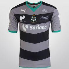 Llega el Jersey Puma Santos Visita 15 16 s n° Promo para que 619a2ccecbd