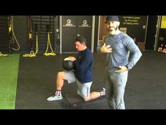 3 Rotational Stability Exercises for Golf - YouTube