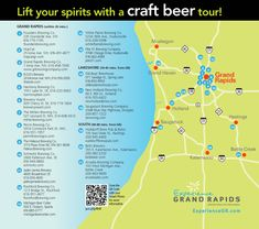 Craft Beer Tour in Grand Rapids area