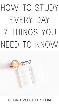 Exam Study Tips, Exams Tips, School Study Tips, Study Skills, Study Hacks, School Motivation, Study Motivation, Motivation Inspiration, Effective Study Tips