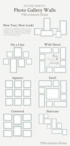 Photo Collage On Wall, Photo Wall Layout, Family Wall Collage, Frame Wall Collage, Gallery Wall Layout, Family Wall Decor, Photo Wall Decor, Frames On Wall, Wall Of Family Photos