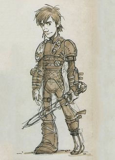 skunkandburningtires: How to Train Your Dragon 2 writer/director Dean DeBlois' sketches of Hiccup and Toothless. Via: The Art of How to Train Your Dragon 2 Hiccup And Toothless, Httyd 3, Dragon Rider, Dragon 2, Dreamworks Dragons, Dreamworks Animation, Got Dragons, Black Bullet, Train Tour
