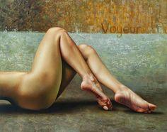 Omar Ortiz: la belleza del cuerpo de la mujer