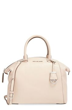 MICHAEL Michael Kors 'Large Riley' Satchel available at #Nordstrom