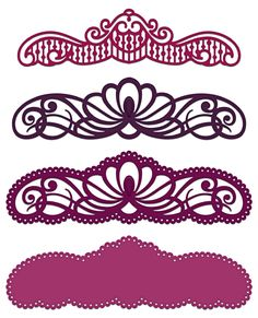 Regal Borders and Pockets Die: click to enlarge