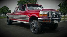 Old Ford Trucks, Pickup Trucks, Obs Truck, Ford Obs, Powerstroke Diesel, Old Fords, Ford Bronco, Twin Turbo, Rigs