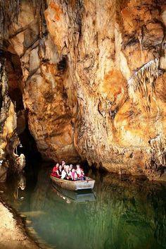 jaskyna domica chata slovensky raj / Caves Domica -Slovakia