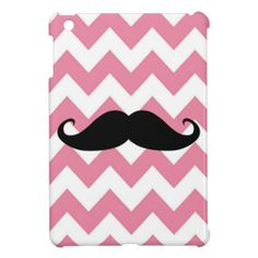 Funny Black Mustache And Pink Chevron Pattern iPad Mini Covers Yes I can say you are on right site we just collected best shopping store that haveShopping          Funny Black Mustache And Pink Chevron Pattern iPad Mini Covers please follow the link to see fully reviews...