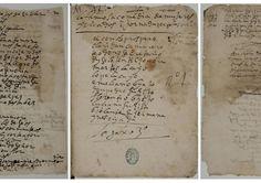 Teatro: Hallada en la BNE una copia manuscrita de una obra inédita de Lope de…