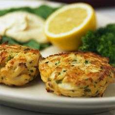 Reading Country Club Crab Cakes
