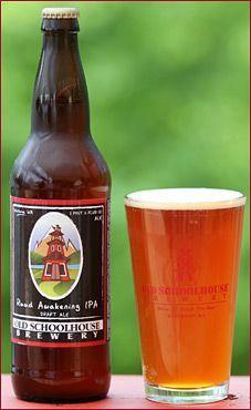 old schoolhouse brewery winthrop wa   Ruud Awakening IPA, Old Schoolhouse Brewery, Winthrop, WA