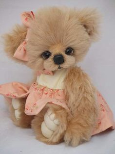 Sarah-Jane by Karen Stevens Skye Rose Bears