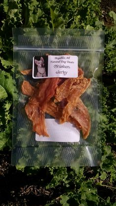 Begables All Natural Dog Treats - Single Ingredient Chicken Jerky Made in the USA