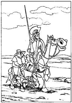 170 Ideas De El Quijote Don Quijote Quijote De La Mancha Don Quijote Dibujo