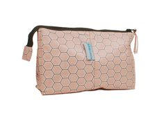 Wash Bag – Design Honey Comb Rose | Aspegren