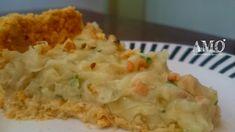 Quiche de alho-poró da geração saúde [sem glúten, sem soja, leve no carbo e bacana de fibra e proteína]
