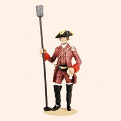 The Austro-Hungarian Army c.1760, 54mm Model Soldiers
