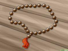 3 formas de usar un mala o rosario budista - wikiHow