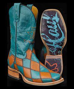 Tin Haul® Men's Diamond Plated Boots   My Addiction   Pinterest ...