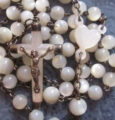 beautiful old rosary