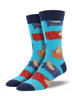 Men's Couch Potato Socks