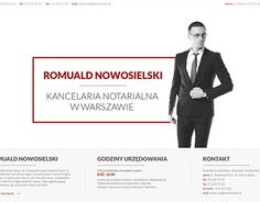 "Check out new work on my @Behance portfolio: ""Notary Website Design"" http://be.net/gallery/46467787/Notary-Website-Design"