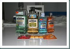 listerine can cure a many things. i found this this morning while looking for a diy solution to my moms dogs dry flaky skin. 1/3 c. listerine, 1/3 c. baby oil, 1/3 c. warm water. sprayed on 2-3 times a day. can also cure nail fungus, dandruff, clean shower grout, ect. check it out