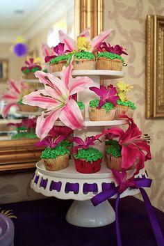 Rapunzel / Tangled Birthday Party