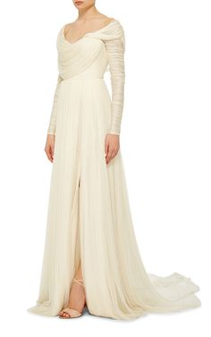 Delpozo Bridal Look 4 on Moda Operandi