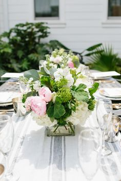 Spring Luncheon With Anthropologie