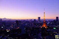 『東京タワー』おすすめ撮影スポット