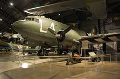 Douglas C-47D - National Museum of the US Air Force at Wright-Patterson