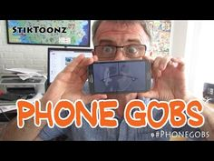 All the #PhoneGobs on one playlist. Check it out.