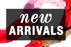 "It's new or never! Start #shopping our latest shipment of hot new arrivals. These sophisticated selections will have you clicking ""Add to Bag"" before you know it!"